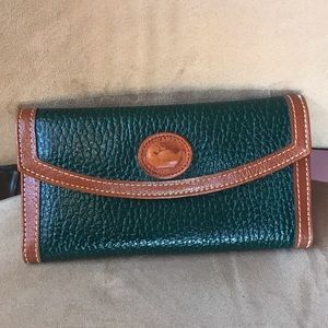 Dooney & Bourke Trifold Wallet